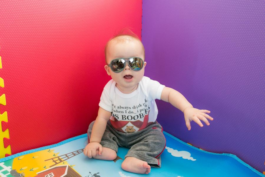 27 week old baby boy aviator sunglasses