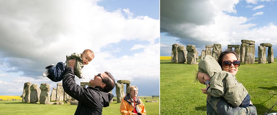 stonehenge baby boy 11 months