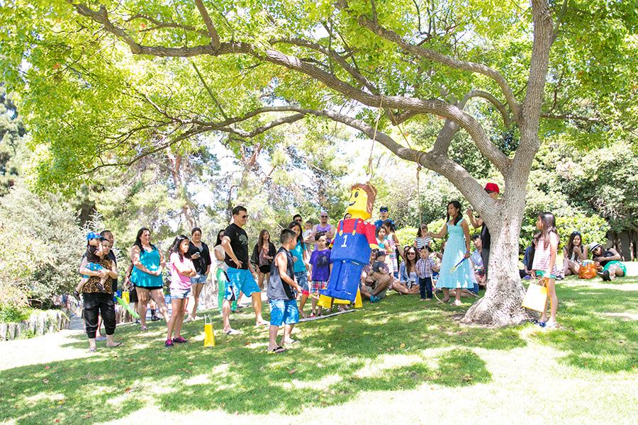lego theme birthday party atlantis play center garden grove pinata