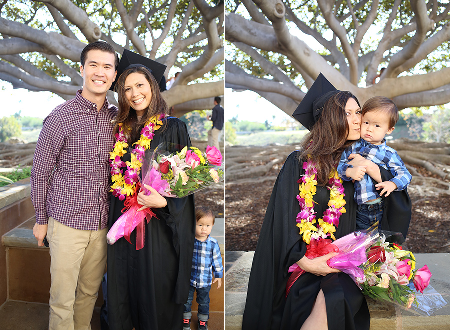 mary's pepperdine graduation 2014