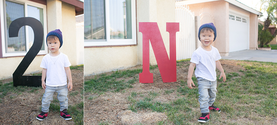 nolan's 2nd birthday