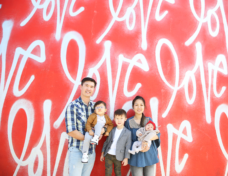 love wall culver city